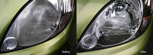 Headlight Restoration Fayetteville NC