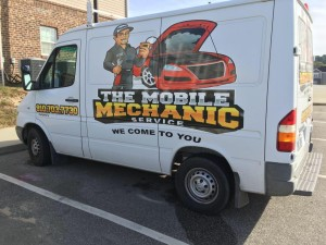 Mobile Auto Repair Fayetteville NC